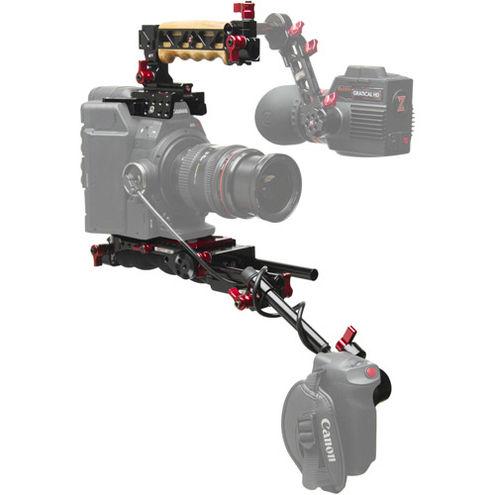 Canon C300 Mark II EVF Recoil