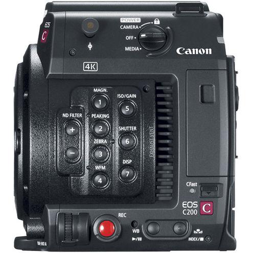 EOS C200 EF Cinema Camera