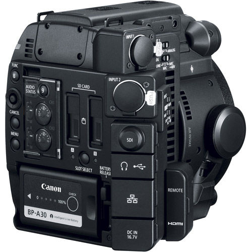 Canon EOS C200 EF Cinema Camera