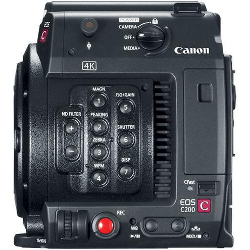 EOS C200B EF Cinema Camera