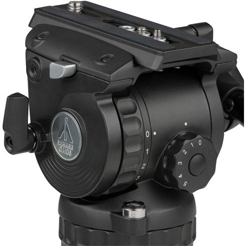 GH06 75mm Pro Fluid Video Head 13.2 lbs max (E-Image)