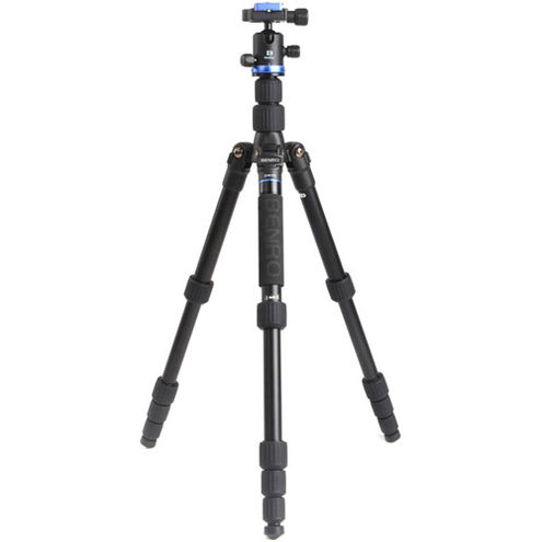 iFoto Series 1 Aluminum Tripod Kit with IB0 Head