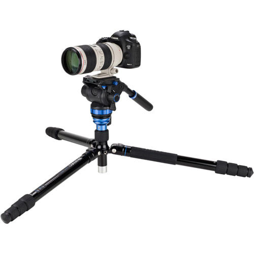 A3883TS7 Aero7 Aluminum Video Tripod Kit with S7 Video Head and Bag