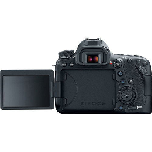 EOS 6D Mark II w/24-105mm f/4 IS II USM Lens