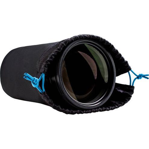 """Tools Soft Lens Pouch 12"""" x 5"""" (30 cm x 13 cm) - Black"""
