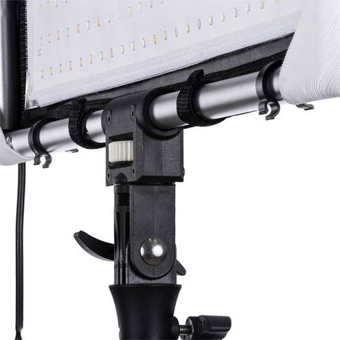 LG-V116C2K2 Versatile LED Light with AC Adapter, Control box, 2 x Tiles, 2 x Frame and 2 x Backing