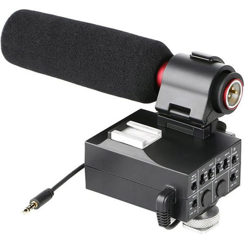 MixMic XLR Audio Adapter Kit with Microphone