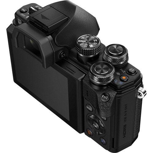 OM-D E-M10 Mark III Mirrorless Body Black