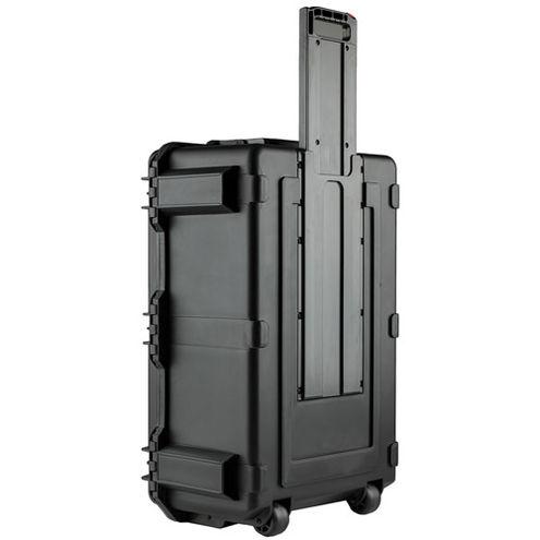 Rolling Hard Case for PT3500 & PT3700 Teleprompters