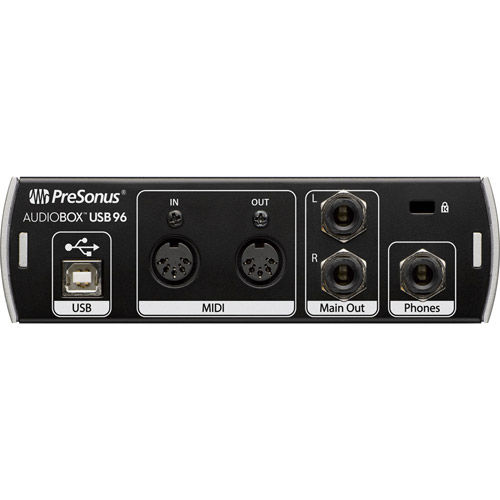 AudioBox 96 USB 2.0 Audio Recording Interface