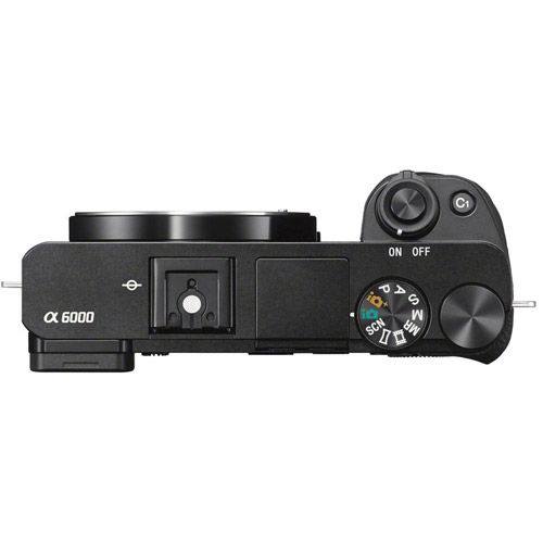 Alpha A6000 Mirrorless Body