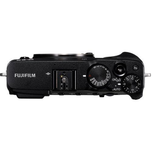 X-E3 Mirrorless Kit Black w/ XF 18-55mm f/2.8-4.0 R LM OIS Lens