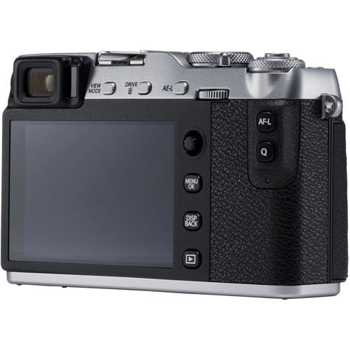 X-E3 Mirrorless Body Silver