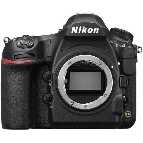 D850 Body w/ AF-S NIKKOR 24-120mm VR Lens