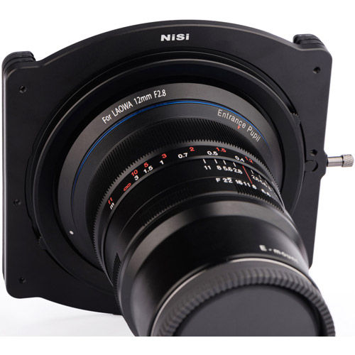 100mm Filter Holder (For Laowa 12mm F 2.8) (NiSi)