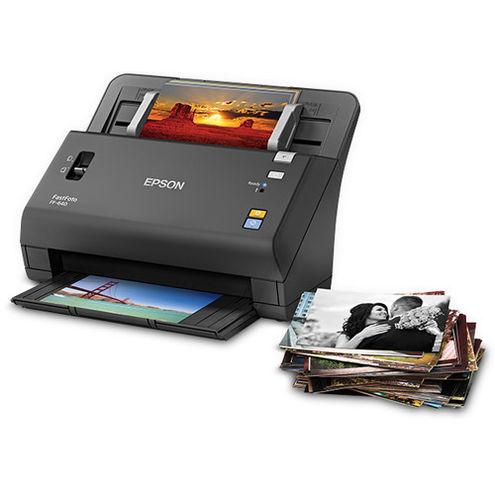 FastFoto FF-640 Photo Scanner