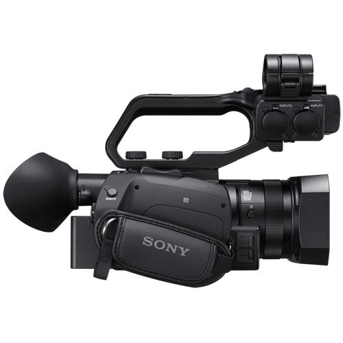 HXR-NX80 4K Compact Camcorder