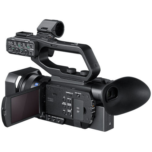 PXWZ90V 4K Compact XDCAM Camcorder