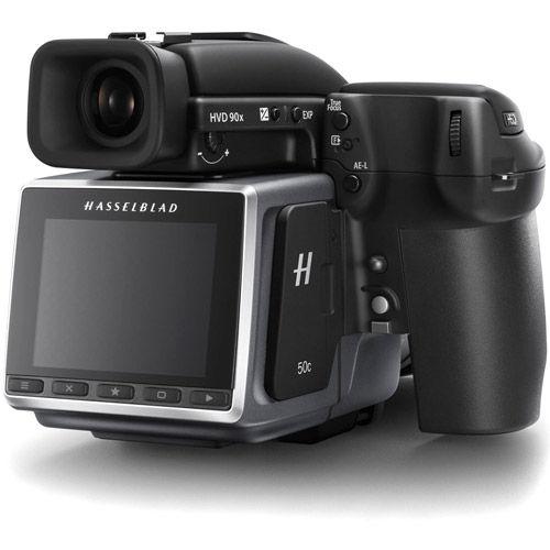 H6D-50c MP Digital Camera Kit (No Lens)
