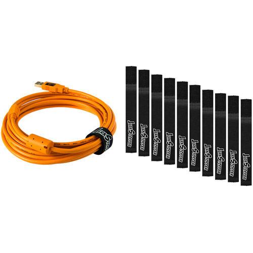 Starter Tethering Kit w/USB 3.0 Micro-B Right