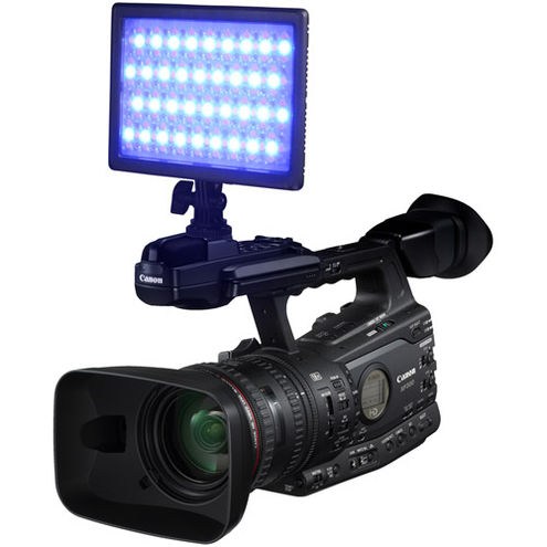 Mixpad RGB 66 Bi Color LED Light with Hot Shoe Adapter