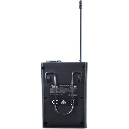 Portable AC/Battery-Powered PA System