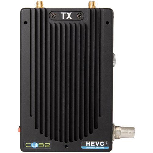 Cube 755 HEVC/AVC Encoder SDI/HDMI GbE AC-WiFi USB