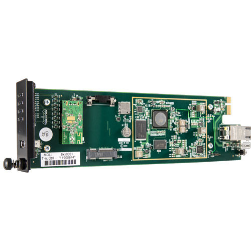 TRAX 1115 HEVC/AVC Encoder/Decoder Card