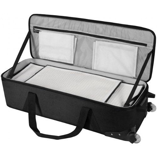 Soft Wheeled Travel Case
