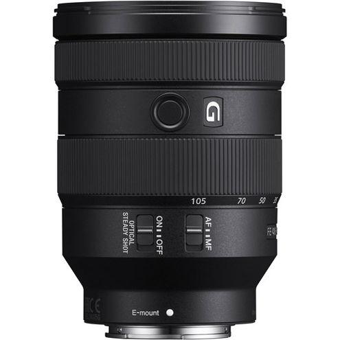 SEL FE 24-105mm f/4.0 G E-Mount Lens