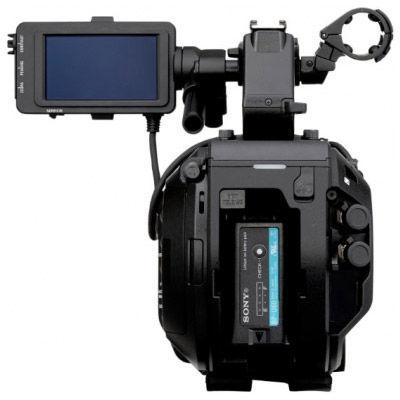 PXW-FS7 4K Super35 CMOS Sensor XDCAM Camcorder w/ XDCA-FS7 Extension Unit for PXW-FS7