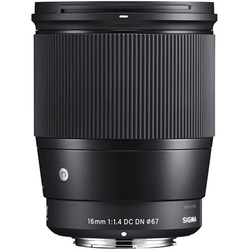 Contemporary 16mm f/1.4 DC DN Lens for Sony E-Mount