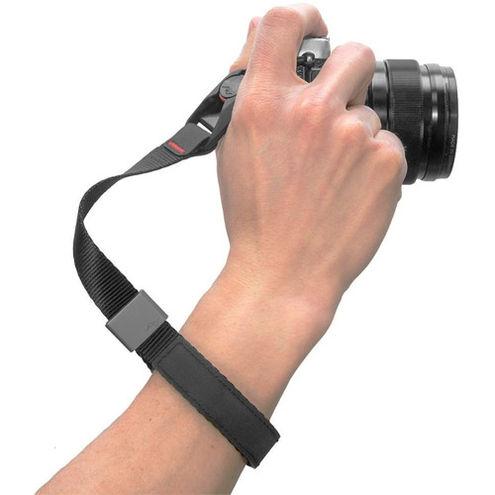 Cuff Camera Strap Black