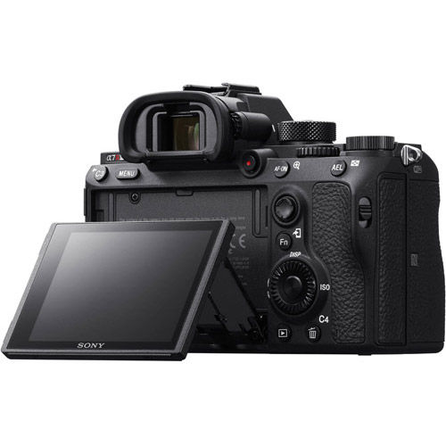 Alpha A7RIII Body w/ Extreme Pro 64GB SDXC Card and NPFZ100 Battery for A9 & A7RIII