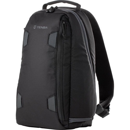 Solstice 7L Sling Bag - Black