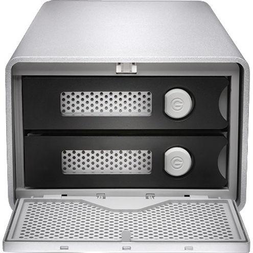 20TB G RAID 2x Thunderbolt 3 USBC