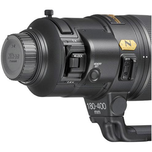 AF-S NIKKOR 180-400mm f/4.0 E TC 1.4 FL ED VR Lens