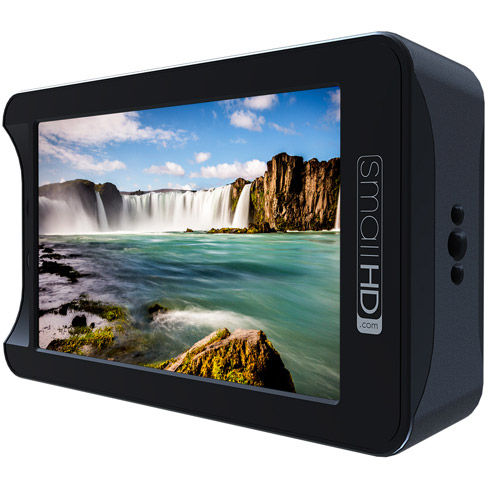 502 Bright Full HD On-Camera Monitor
