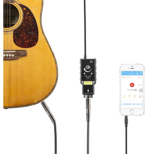 Smartphone Audio Adapt w/XLR