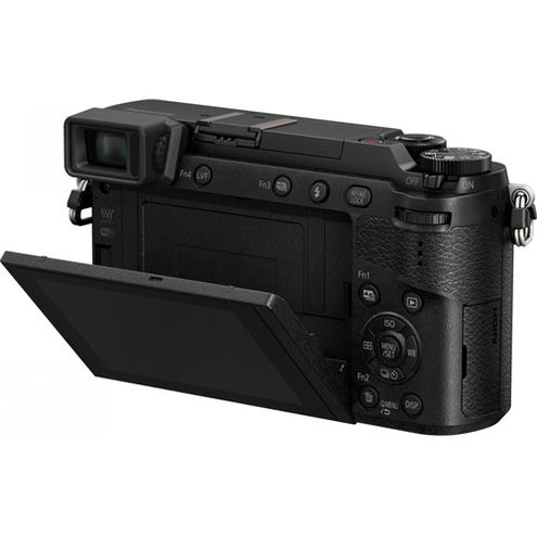 Lumix DC-GX9 Mirrorless Kit w/ 12-60mm Power OIS Lens