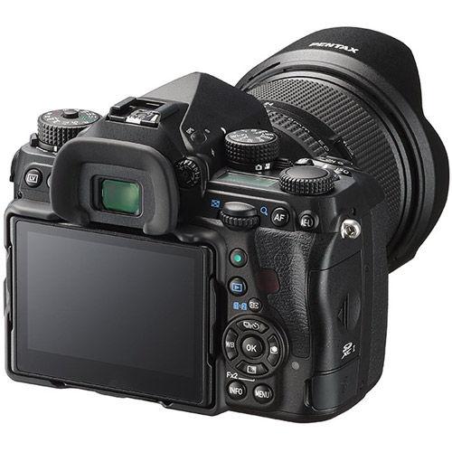 K-1 Mark II w/ HD Pentax-D FA 28-105mm f/3.5-5.6 ED DC WR Lens