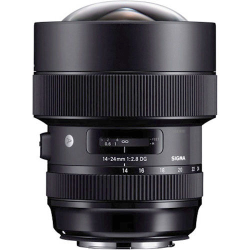 14-24mm f/2.8 DG HSM Art Lens for Nikon