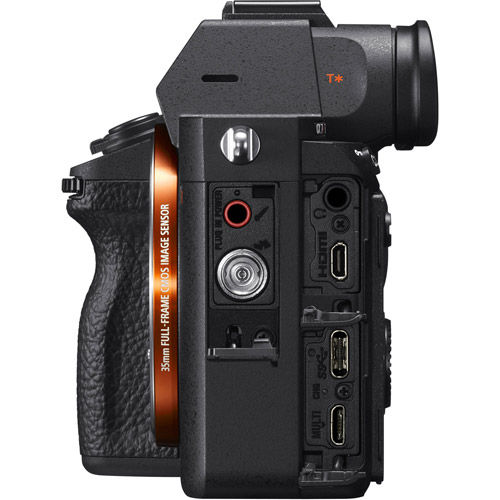 Rent Sony Alpha A7III Mirrorless Body DSLR Cameras Canada