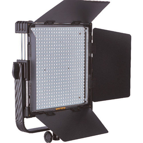LG-600MCSII Bicolour LED Panels with 2 Light Kit with Stands