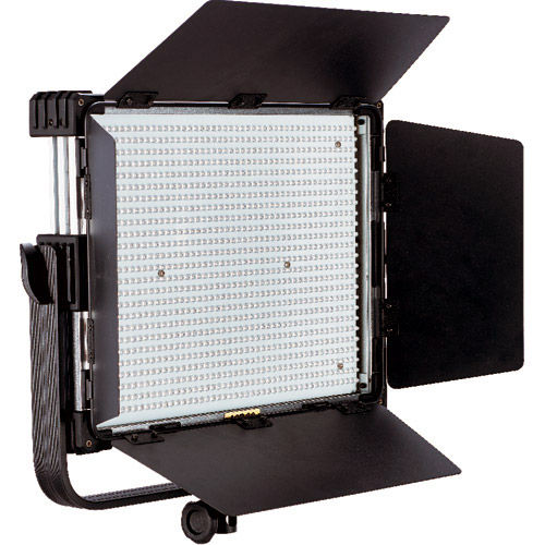 LG-1200MSII Daylight LED Panels 2 Light Kit with Stands