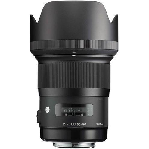 ART 35mm f/1.4 DG HSM Lens for Sony E-Mount
