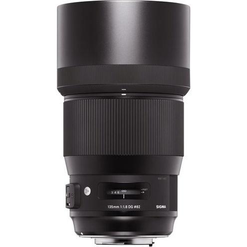 ART 135mm f/1.8 DG HSM Lens for Sony E-Mount