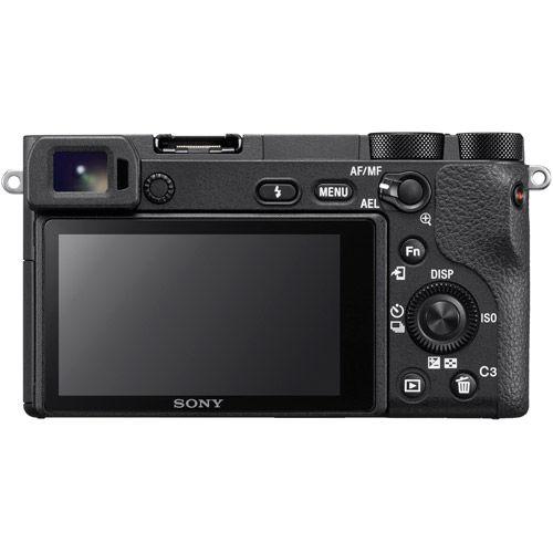Alpha A6500 Mirrorless Kit w/ SEL 18-135mm OSS Lens