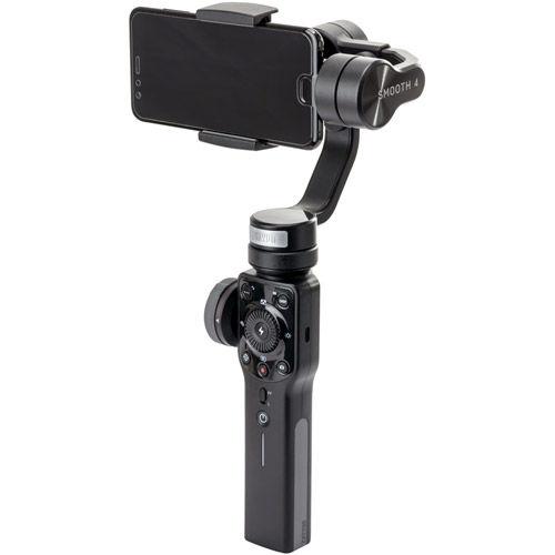 Smooth 4 Smartphone Gimbal - Black
