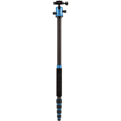 Roadtrip S Carbon Fibre Tripod Blue